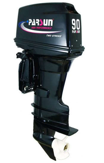 90hp parsun 2 stroke outboard